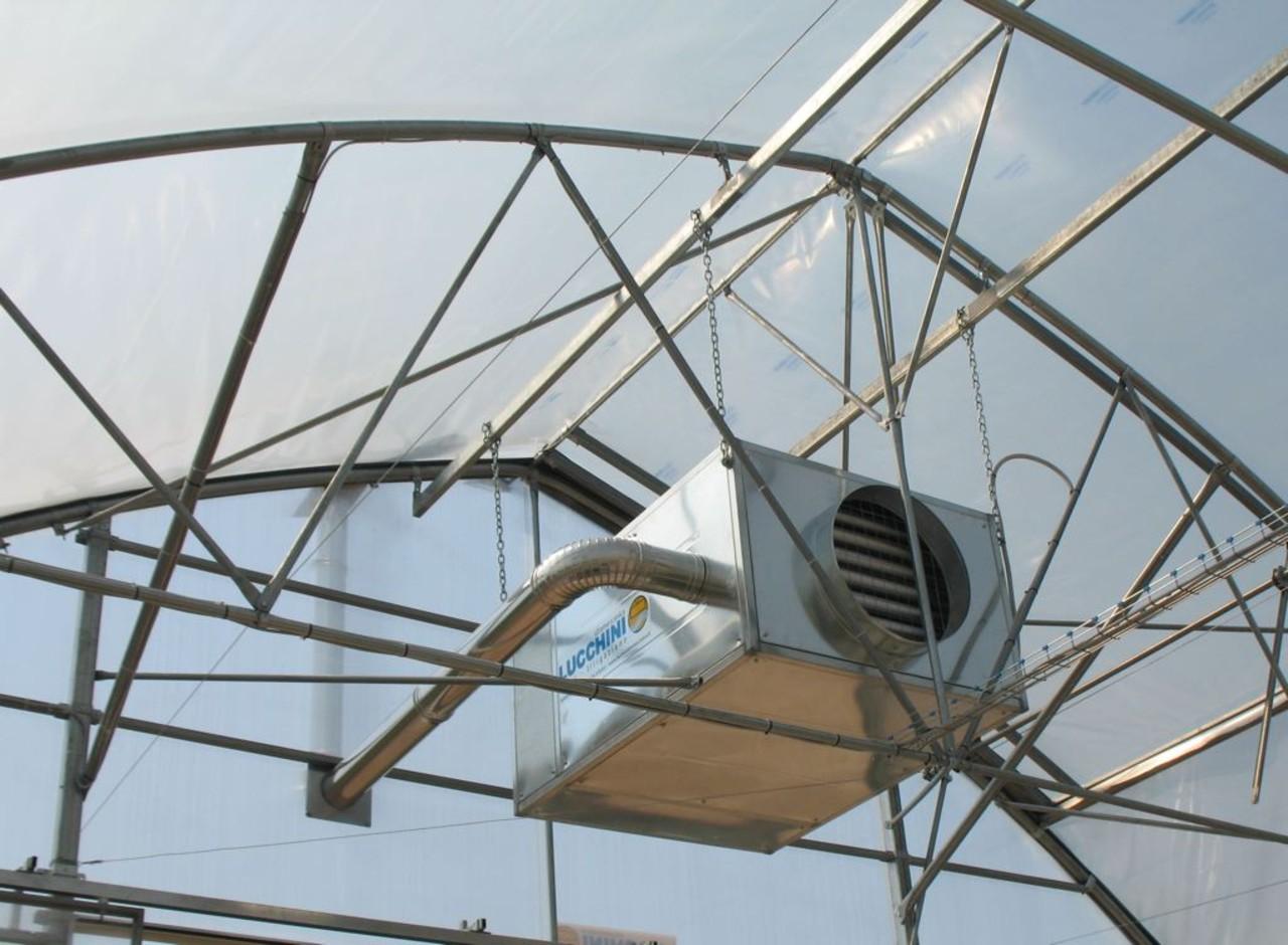 Generatori d'aria calda