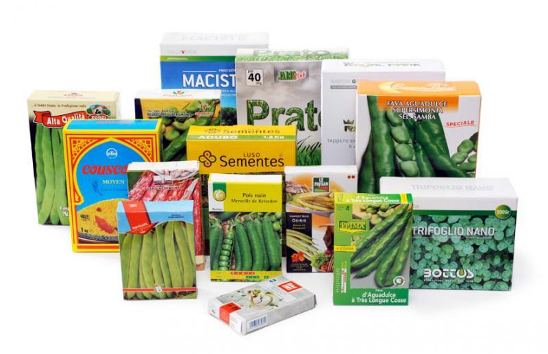 Scatole per sementi, concimi o altro - Boxes for s