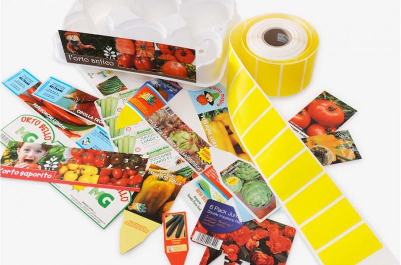 Etichette, cartellini e puntalini per piante - Pla