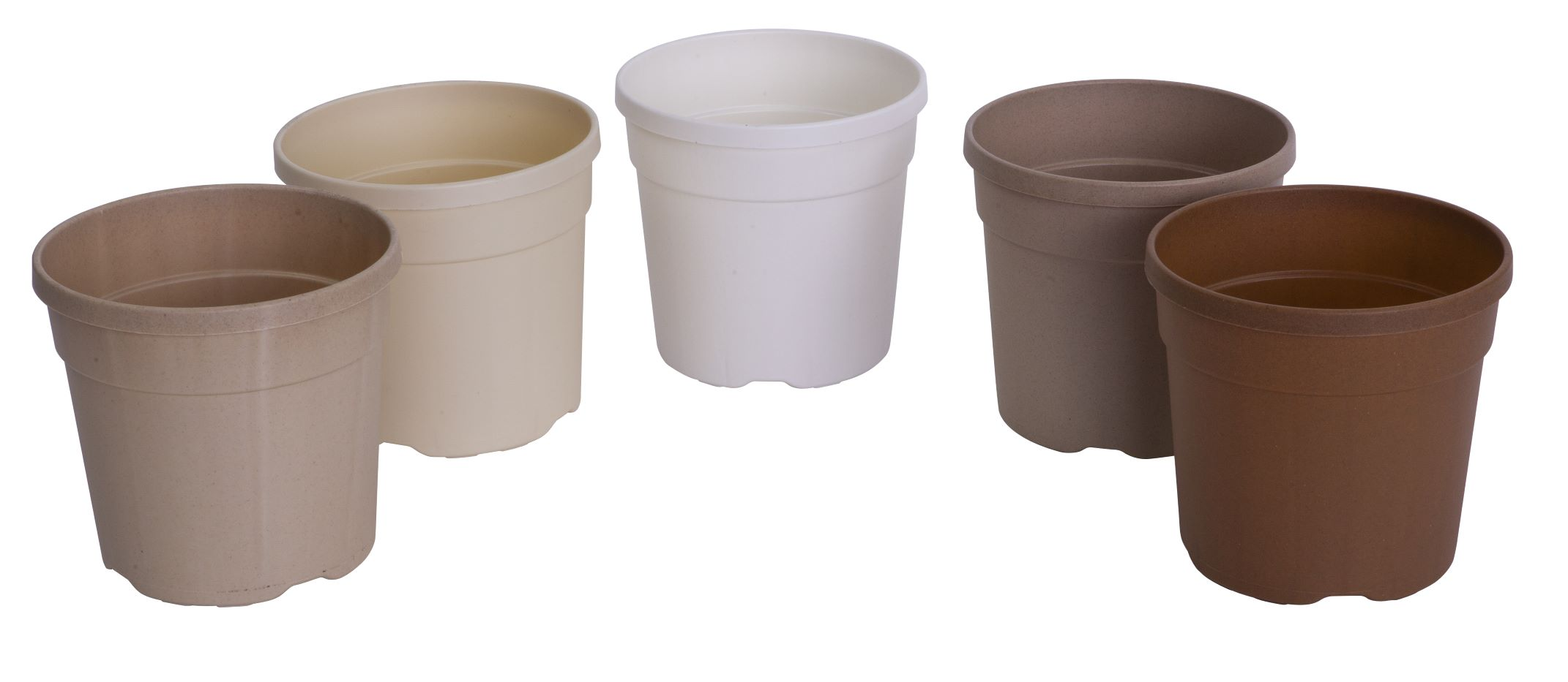 GEA - POTS PRODUCED WITH COMPOSTABLE COMPOUNDS
