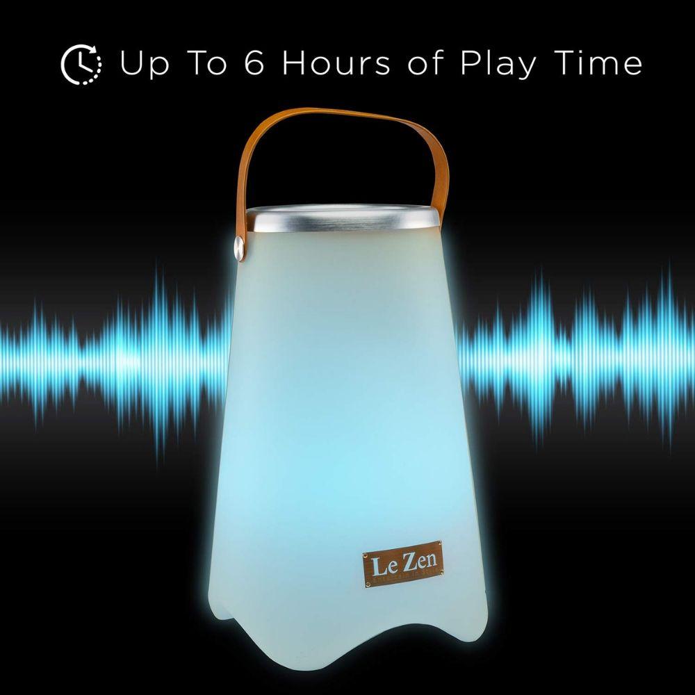 Speaker - Lampada - Cestello per il ghiaccio