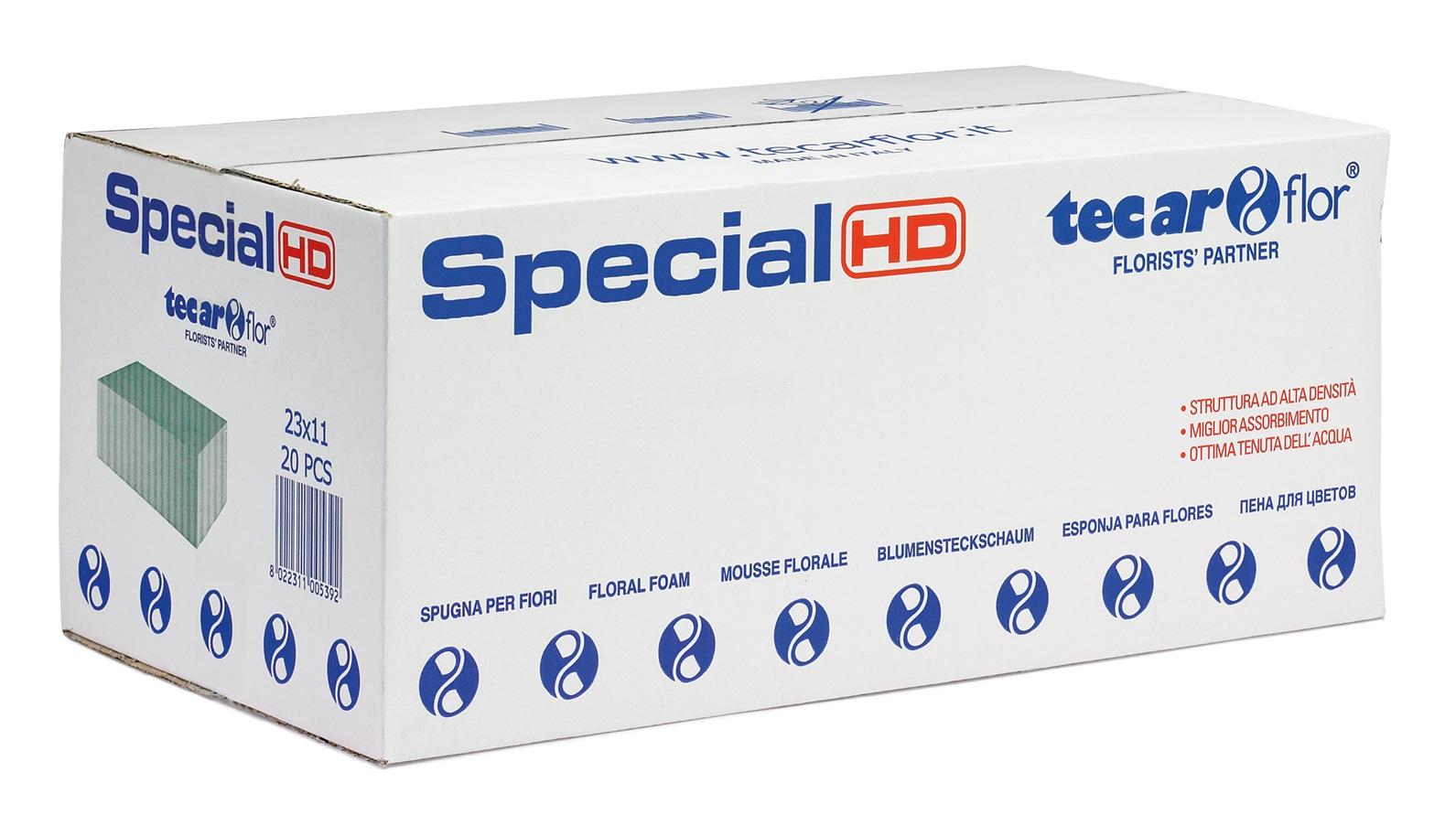 Scatola Spugna Fiori Recisi ''Special HD''