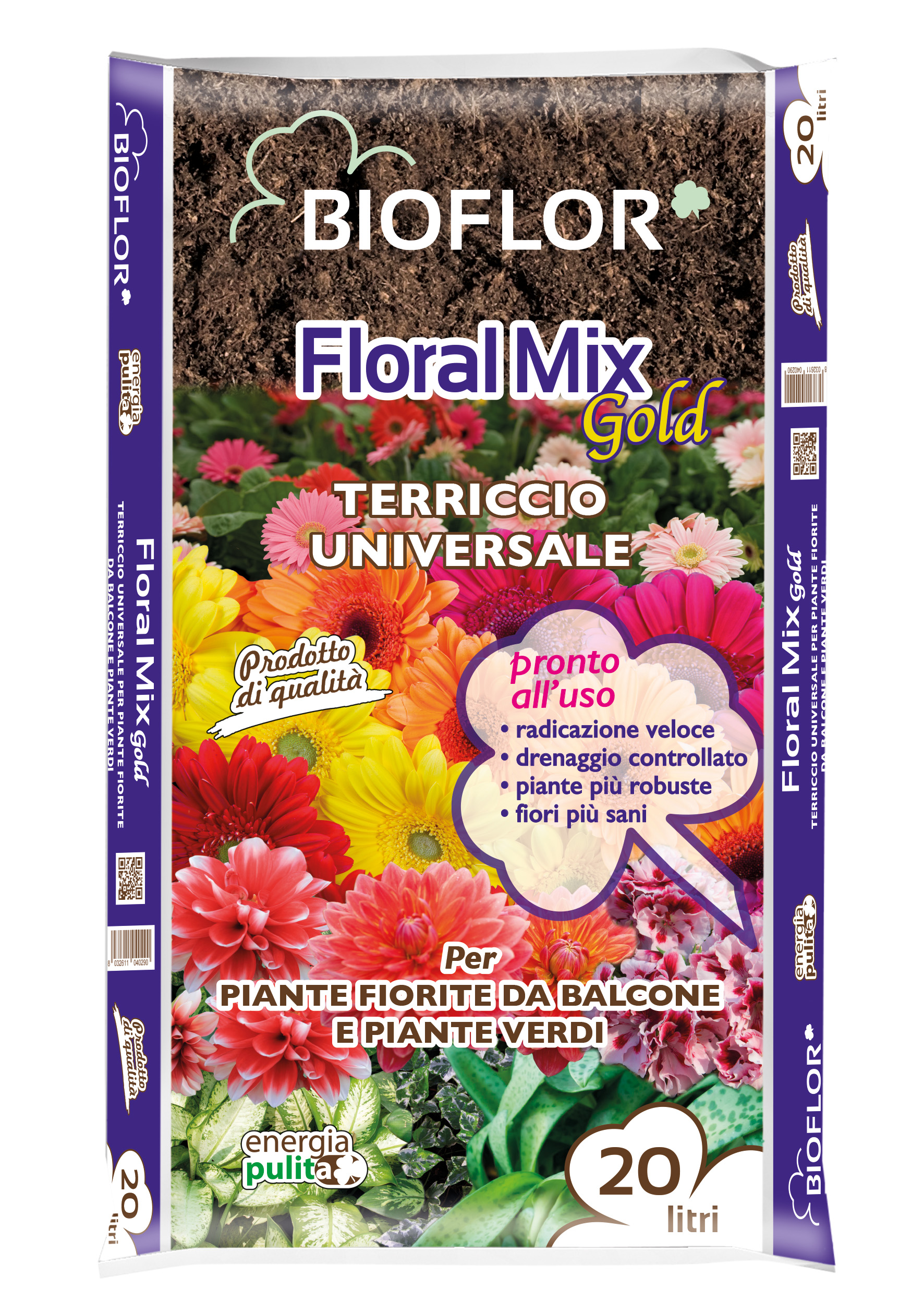 Floralmix Gold