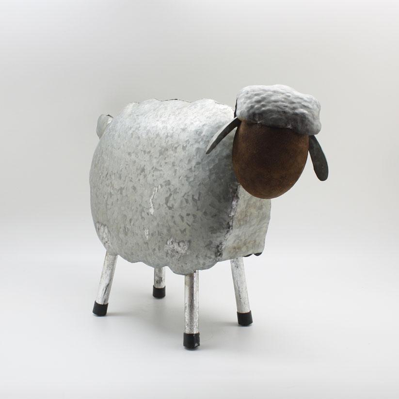 DM 2042 - Pecorella in metallo grande