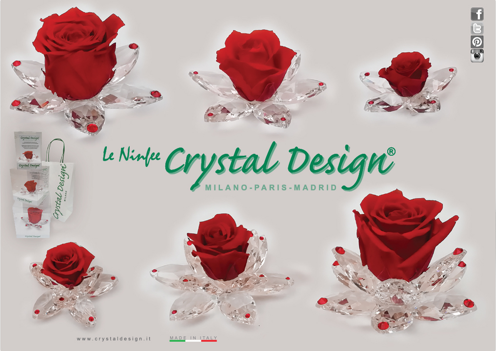 Crystal Design_ Le Ninfee