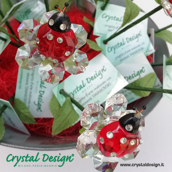 CRYSTAL DESIGN_CRYSTAL FLOWERS