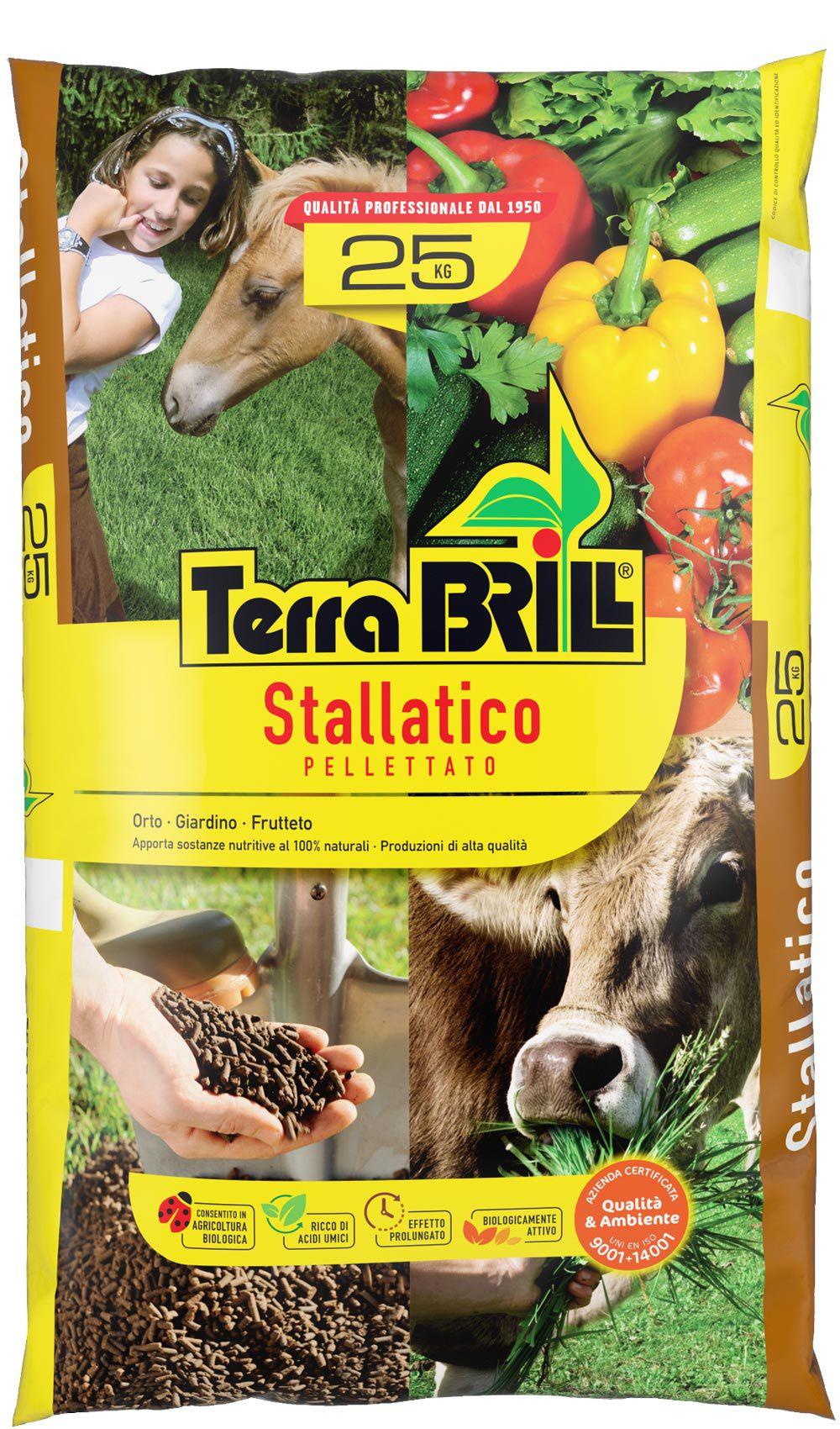 TerraBrill® Stallatico