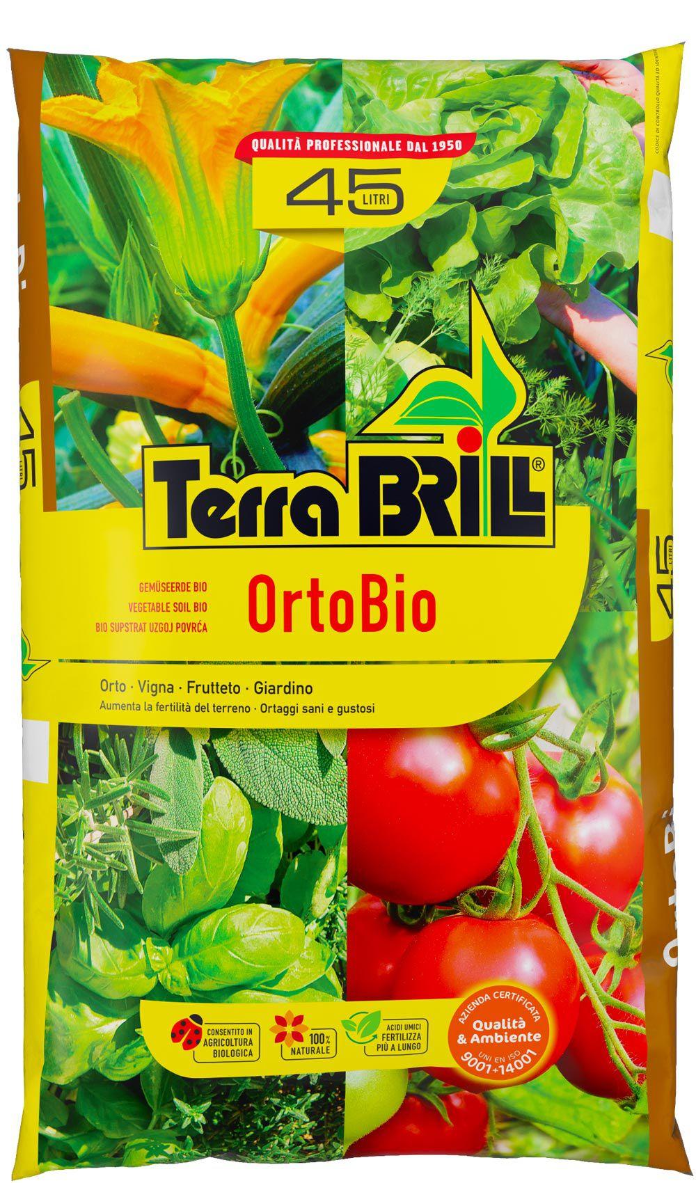 TerraBrill® Ortobio