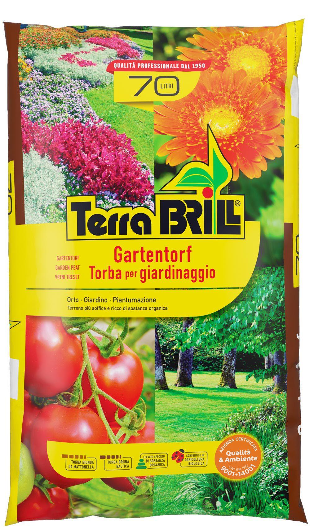 TerraBrill® Gartentorf