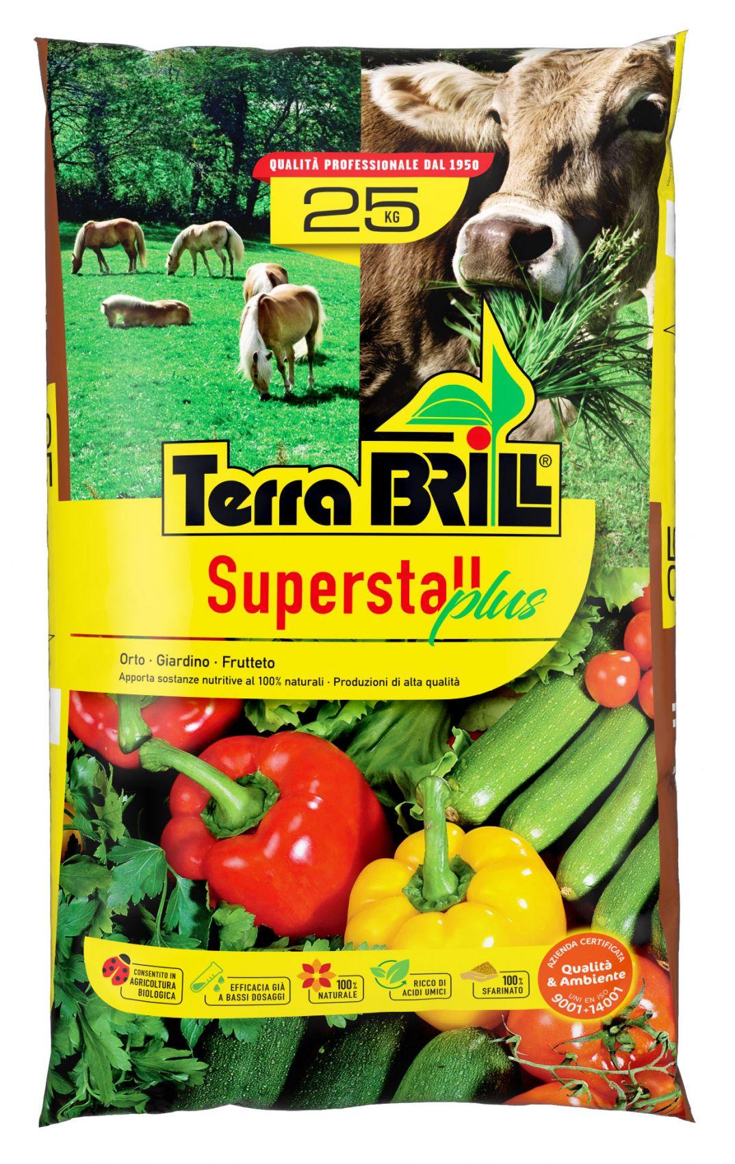 TerraBrill® Superstall Plus