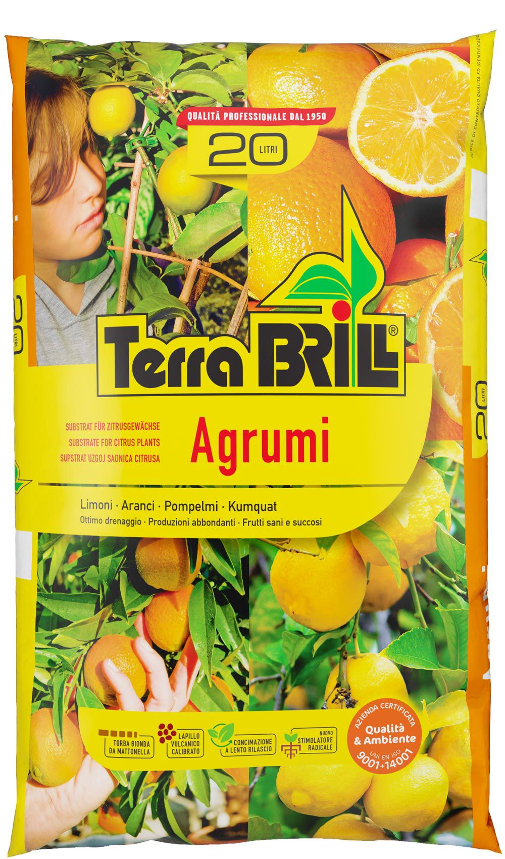 TerraBrill® Agrumi
