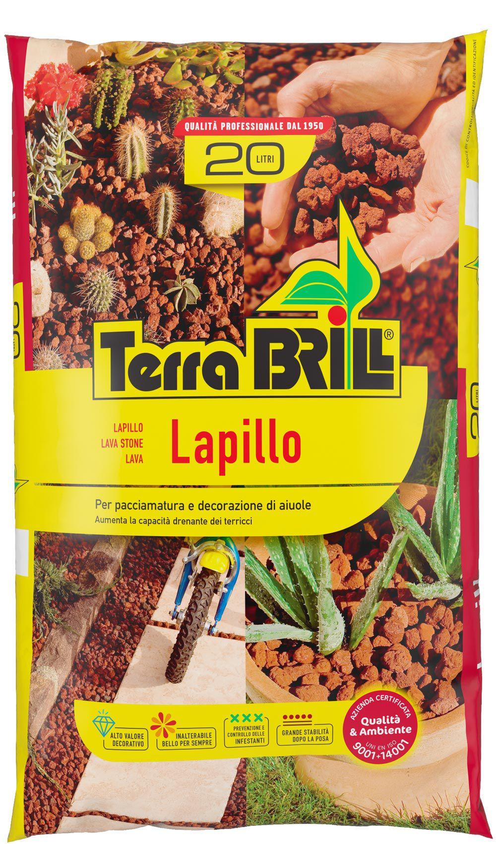 TerraBrill® Lapillo