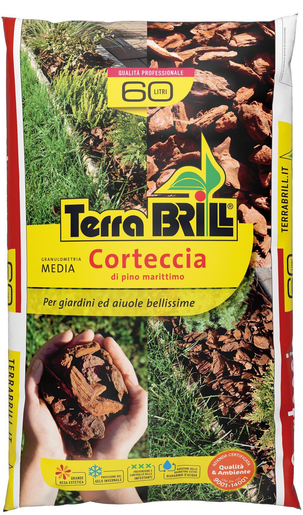 TerraBrill® Corteccia Media