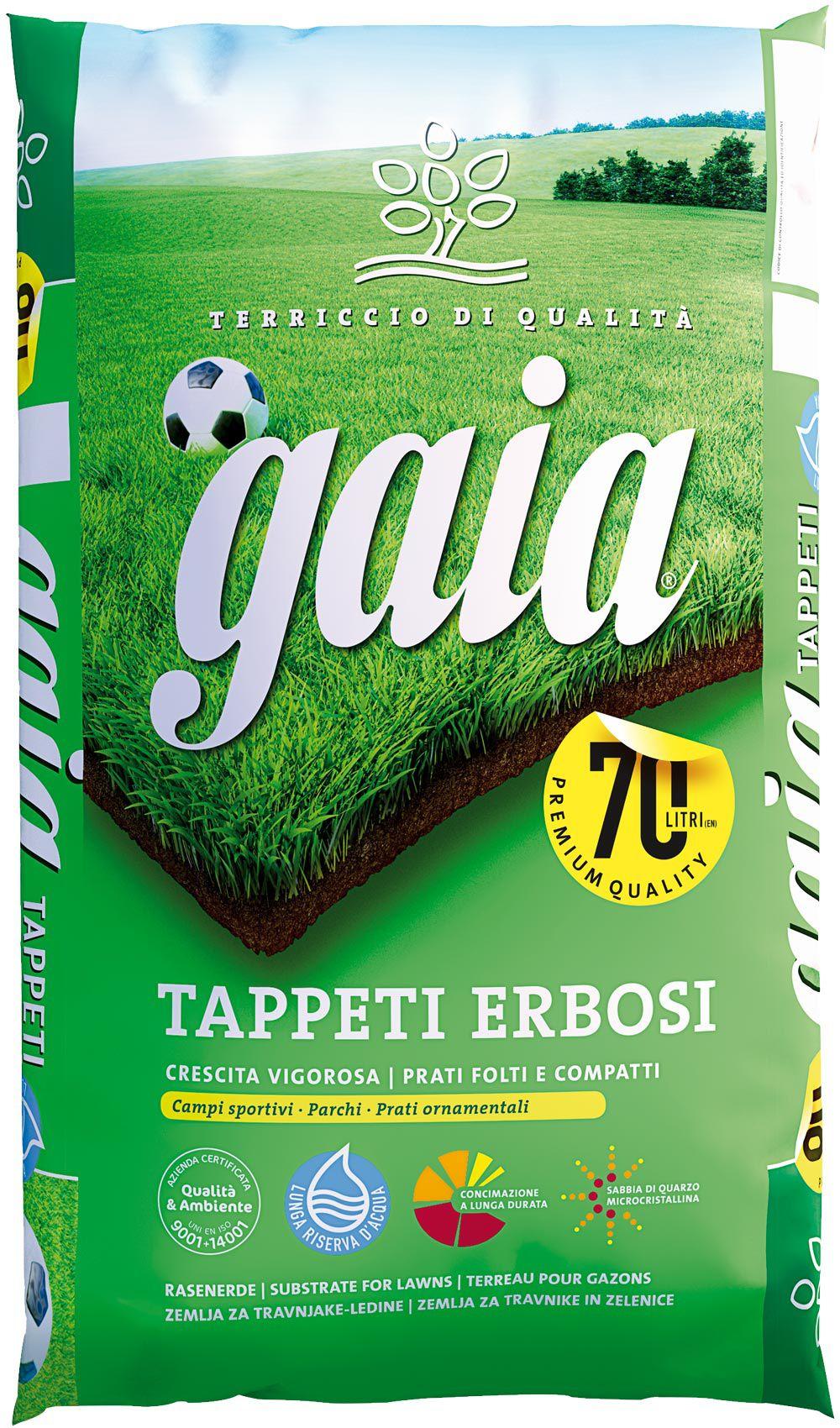 Gaia® Tappeti Erbosi