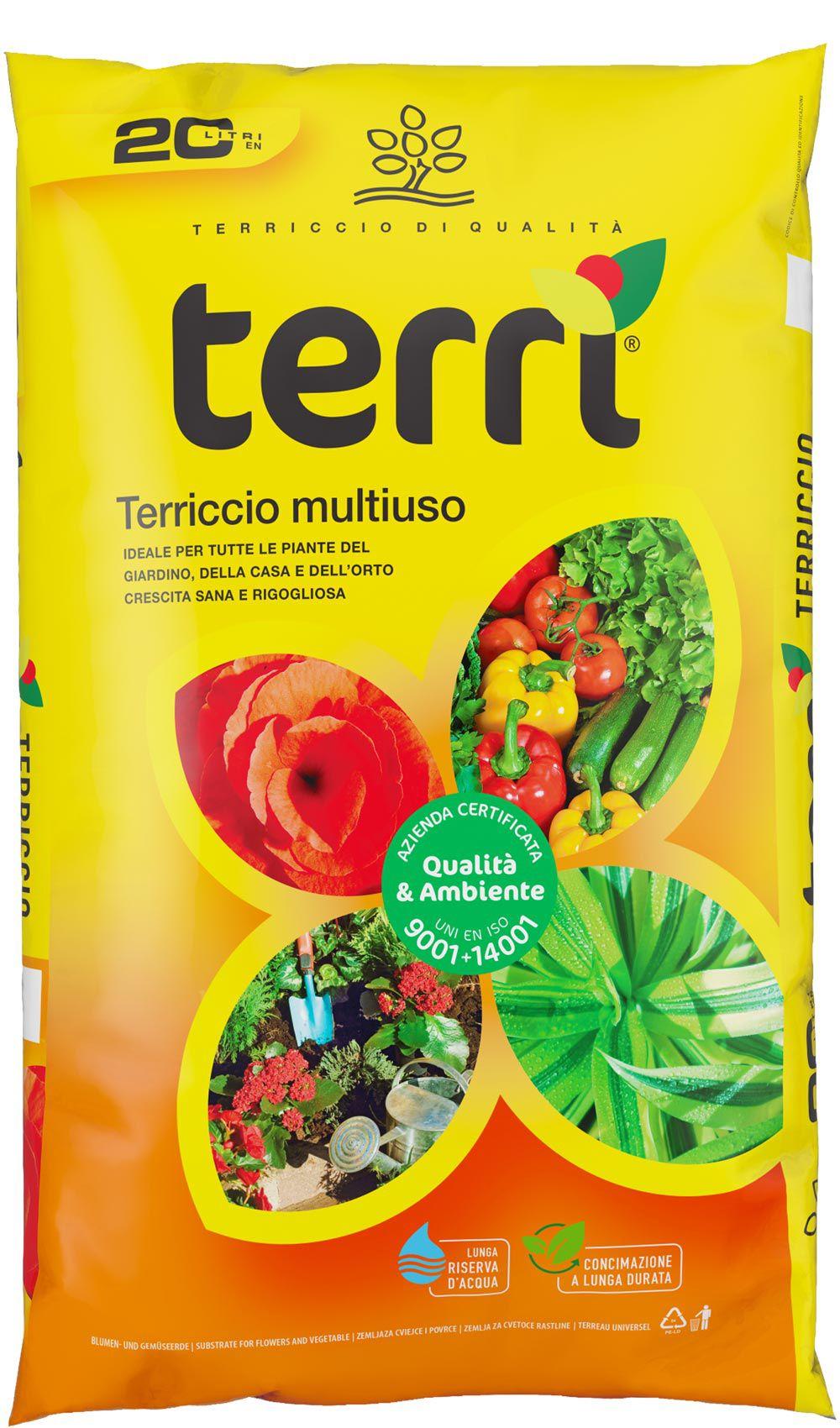 Terri® Multiuso