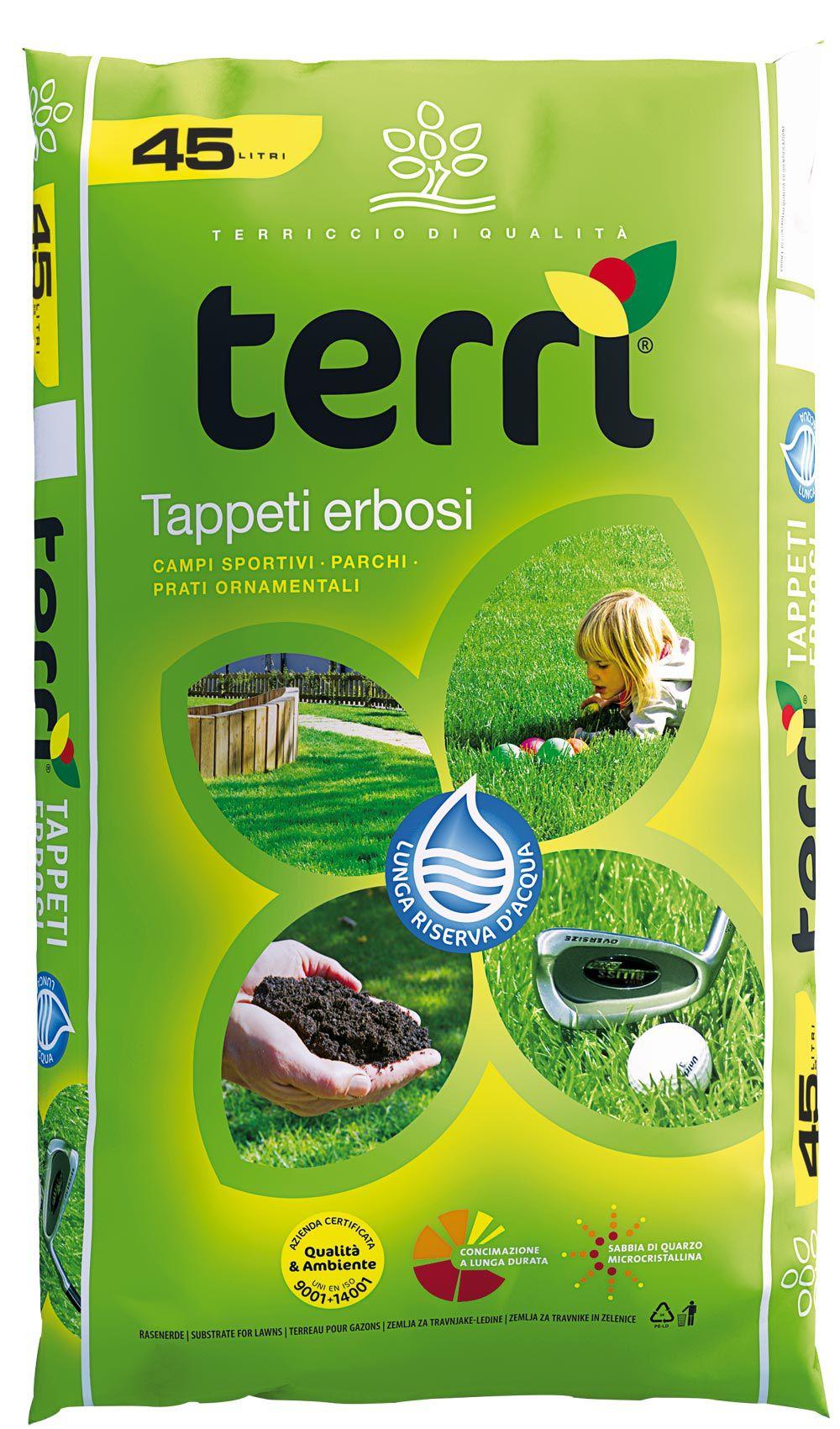 Terri® Tappeti Erbosi