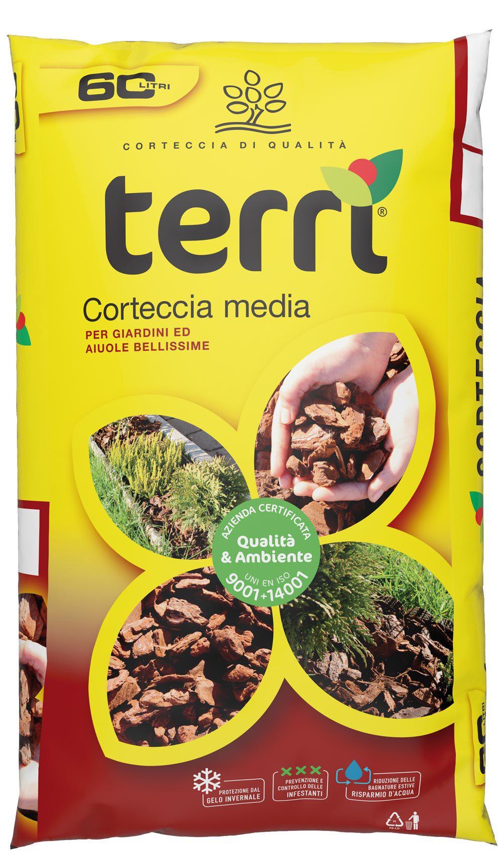 Terri® Corteccia Media