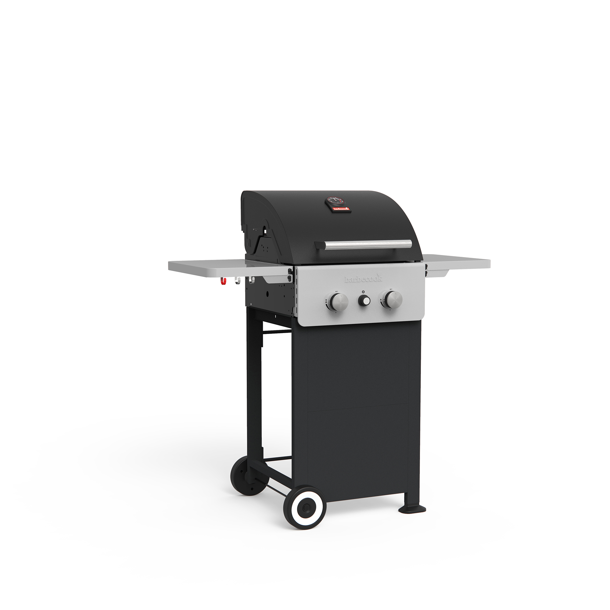 Barbecook Spring 2002 gas barbecue 110x55x115cm