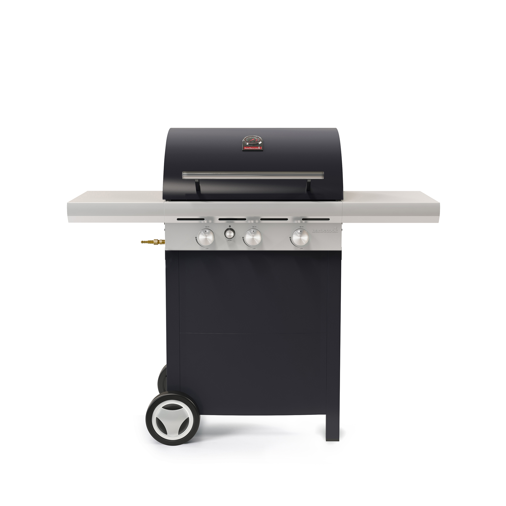 Barbecook Spring 3002 gas barbecue 133x57x115cm