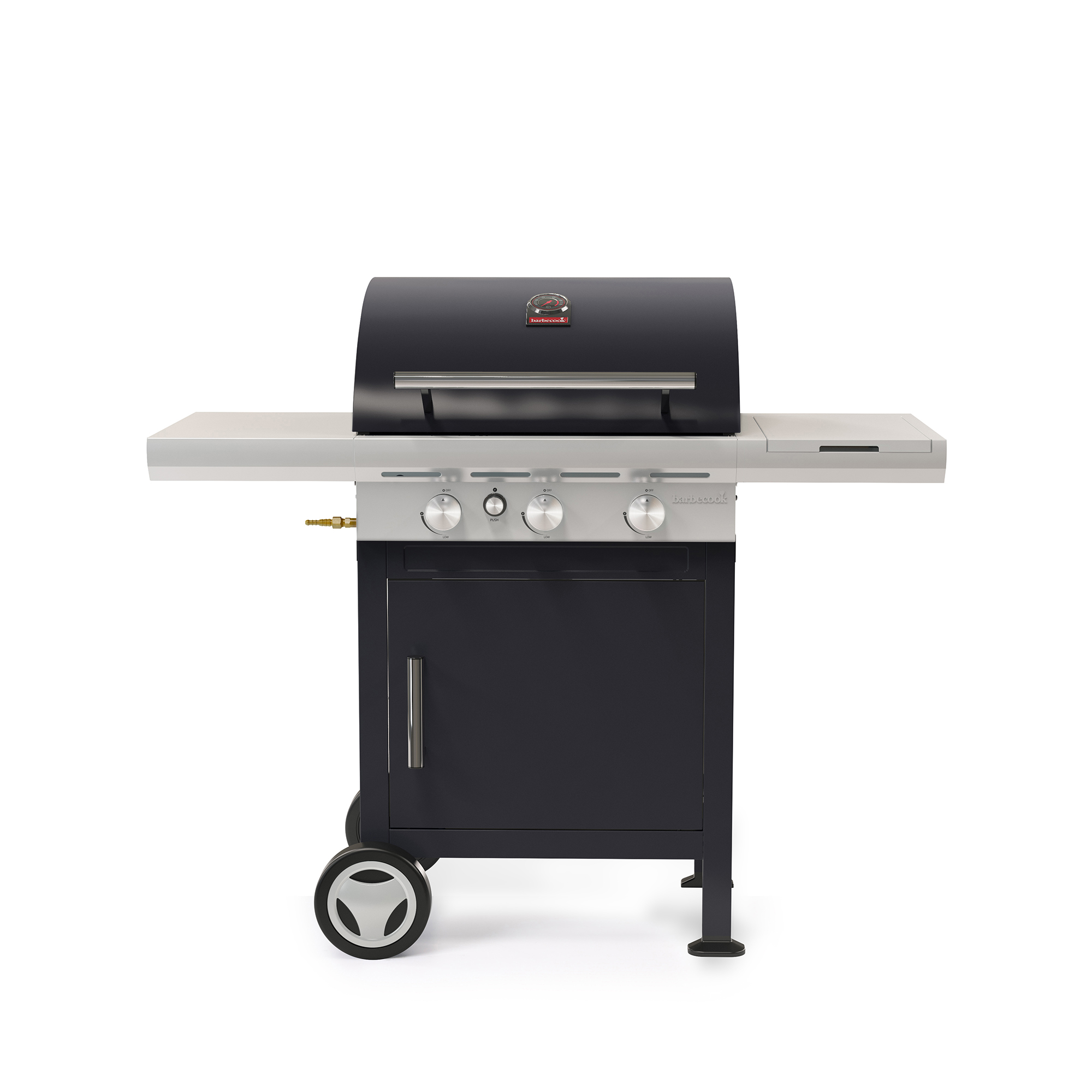 Barbecook Spring 3112 gas barbecue with storage 13