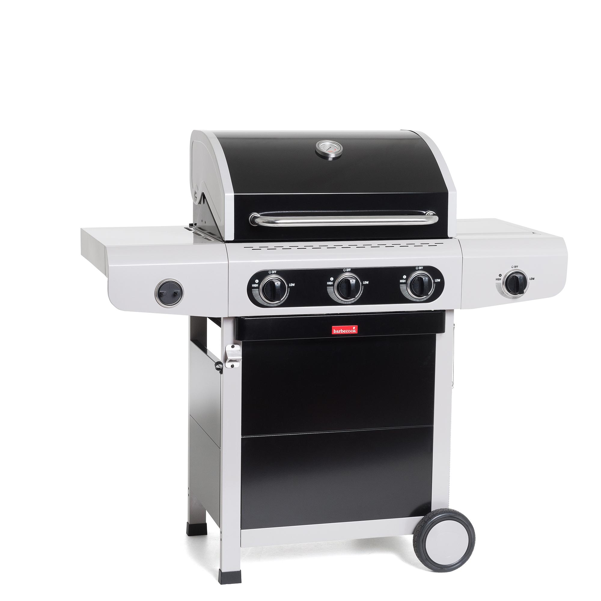 Barbecook Siesta 310 Black Edition gas barbecue 12