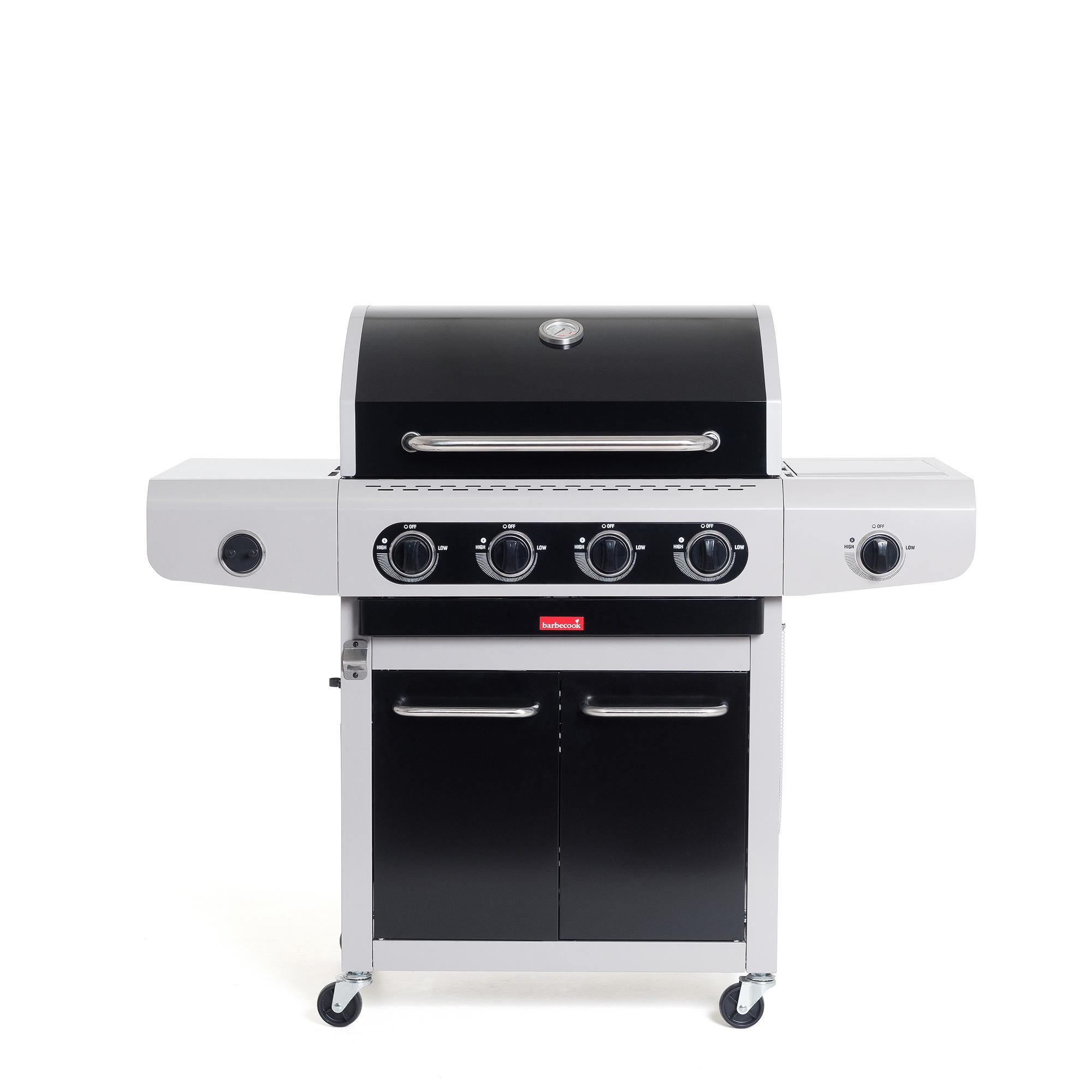 Barbecook Siesta 412 Black Edition gas barbecue 13