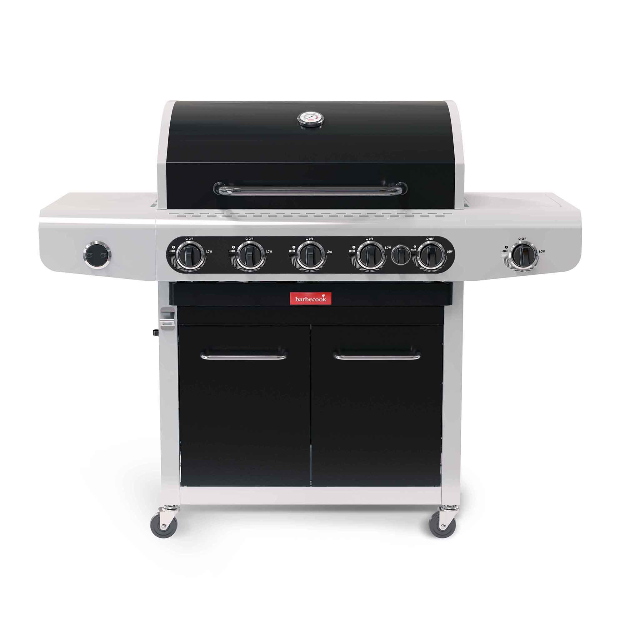 Barbecook Siesta 612 Black Edition gas barbecue 14