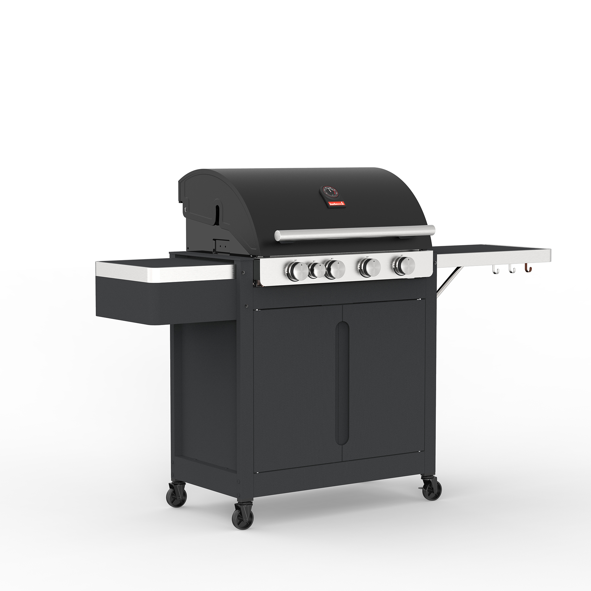 Barbecook Stella 4311 gas barbecue black with infr
