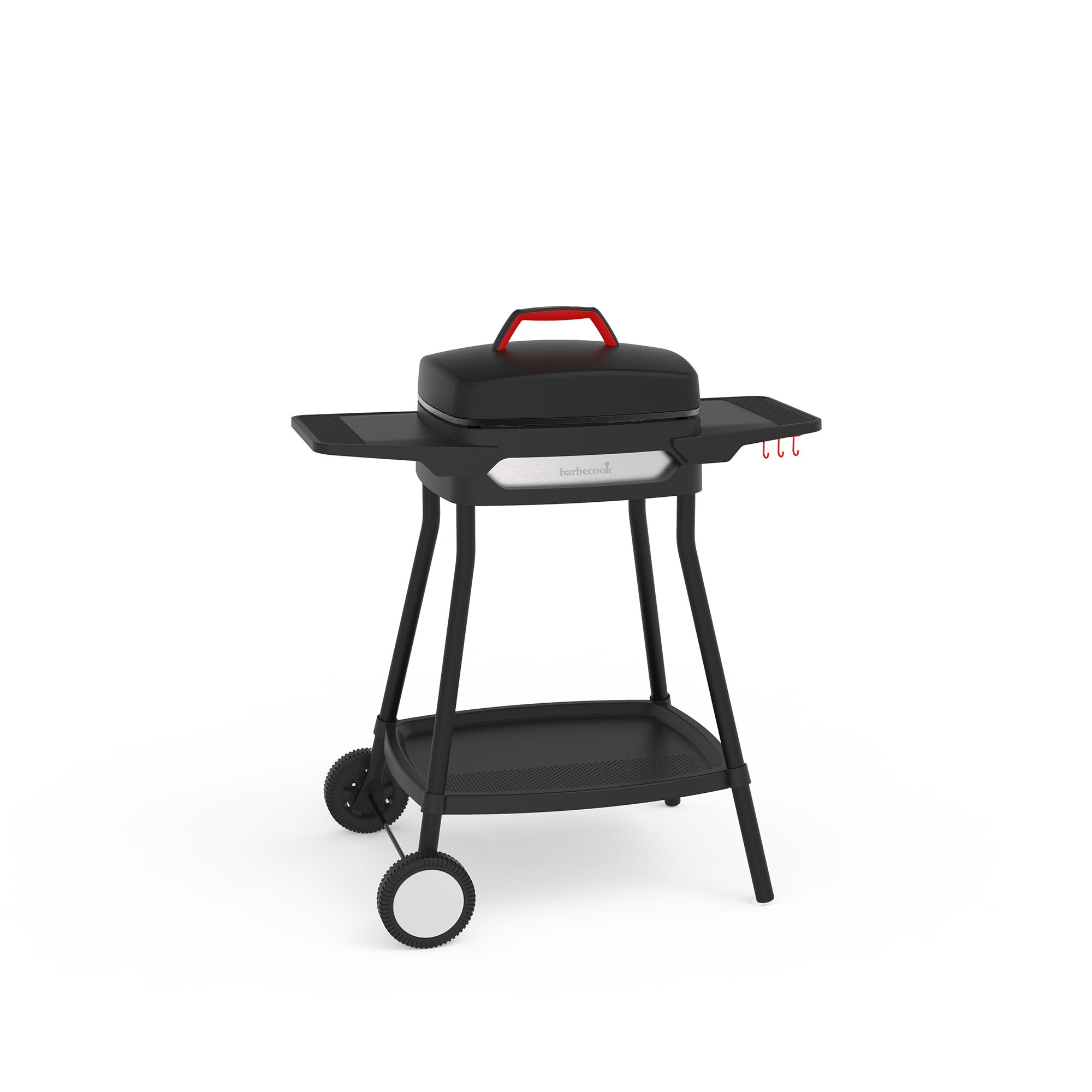 Barbecook Alexia 5111 electric barbecue with side