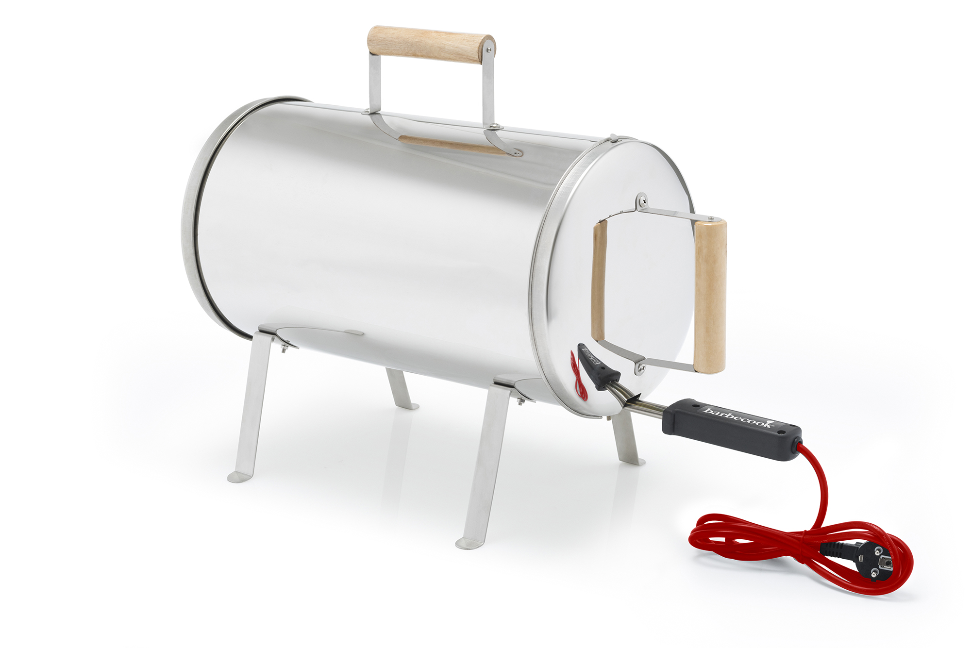 Barbecook Otto stainless steel electric smoker 64x