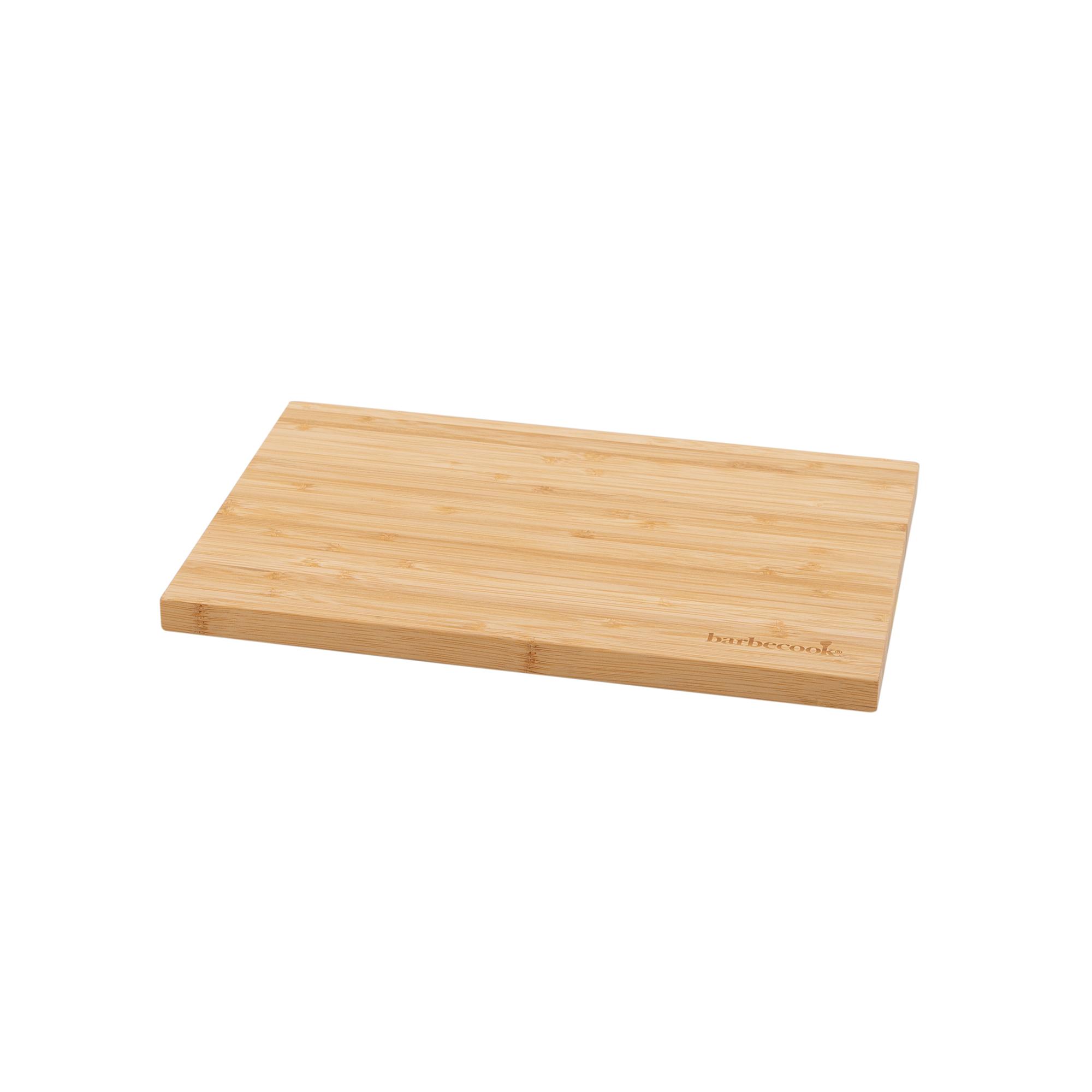 Barbecook bamboo cutting board 30x20x1.5cm