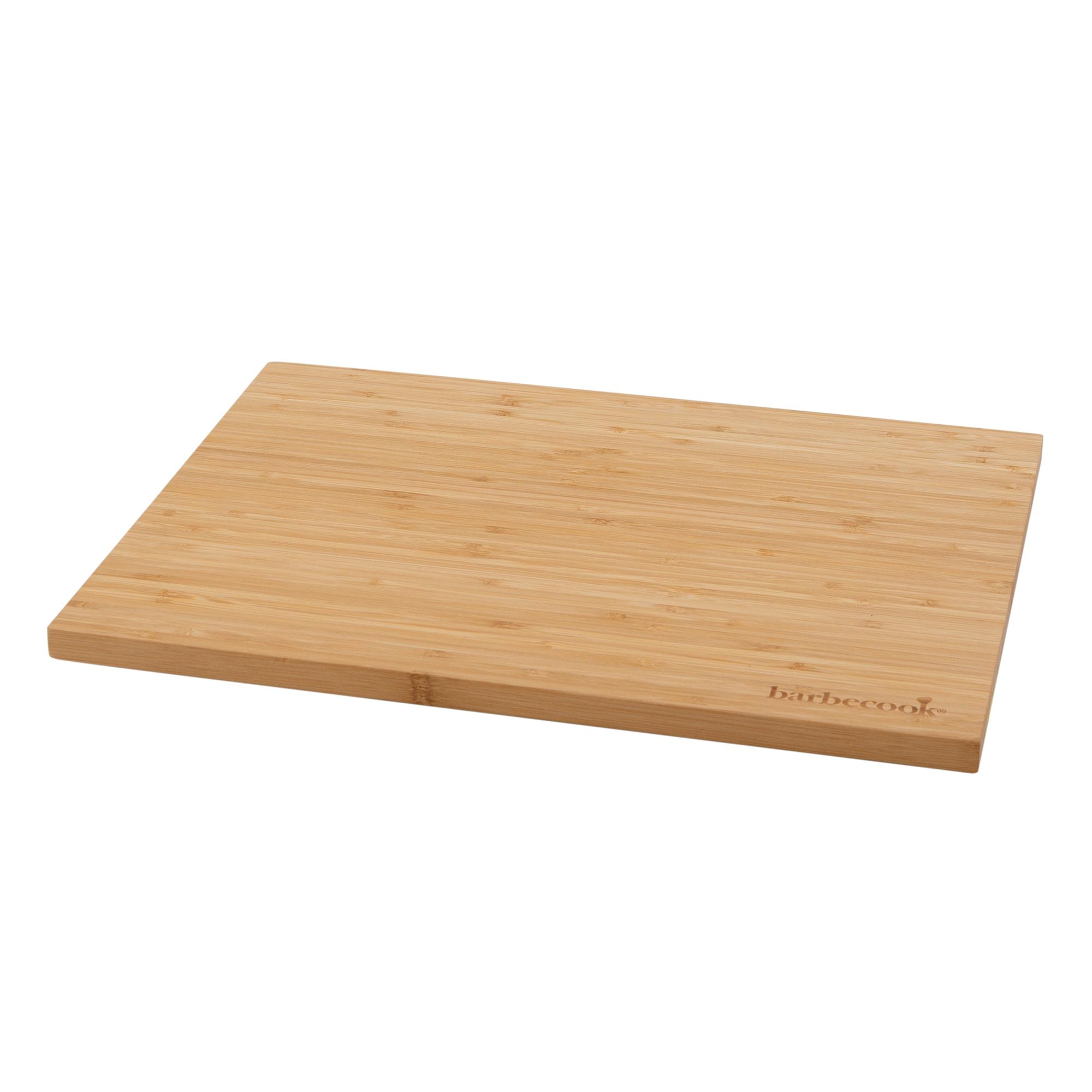 Barbecook bamboo cutting board 40x30x1.5cm