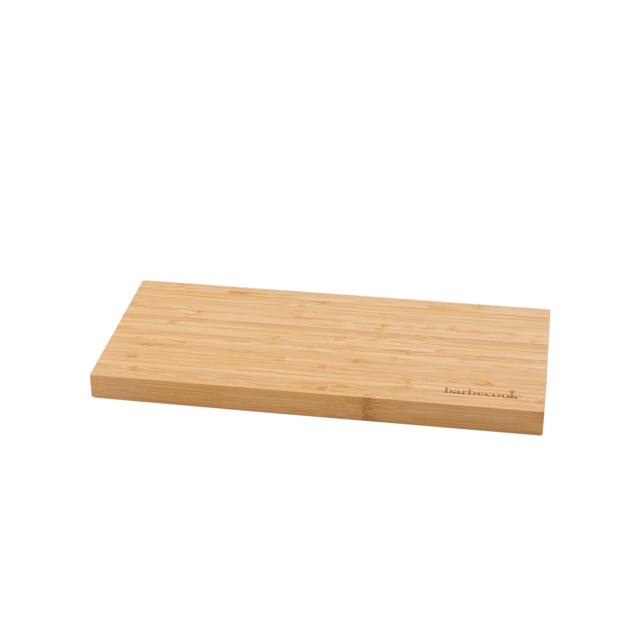 Barbecook bamboo cutting board 33x16x2cm