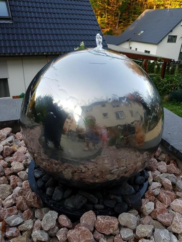 Sphere di acciaio inossidabile