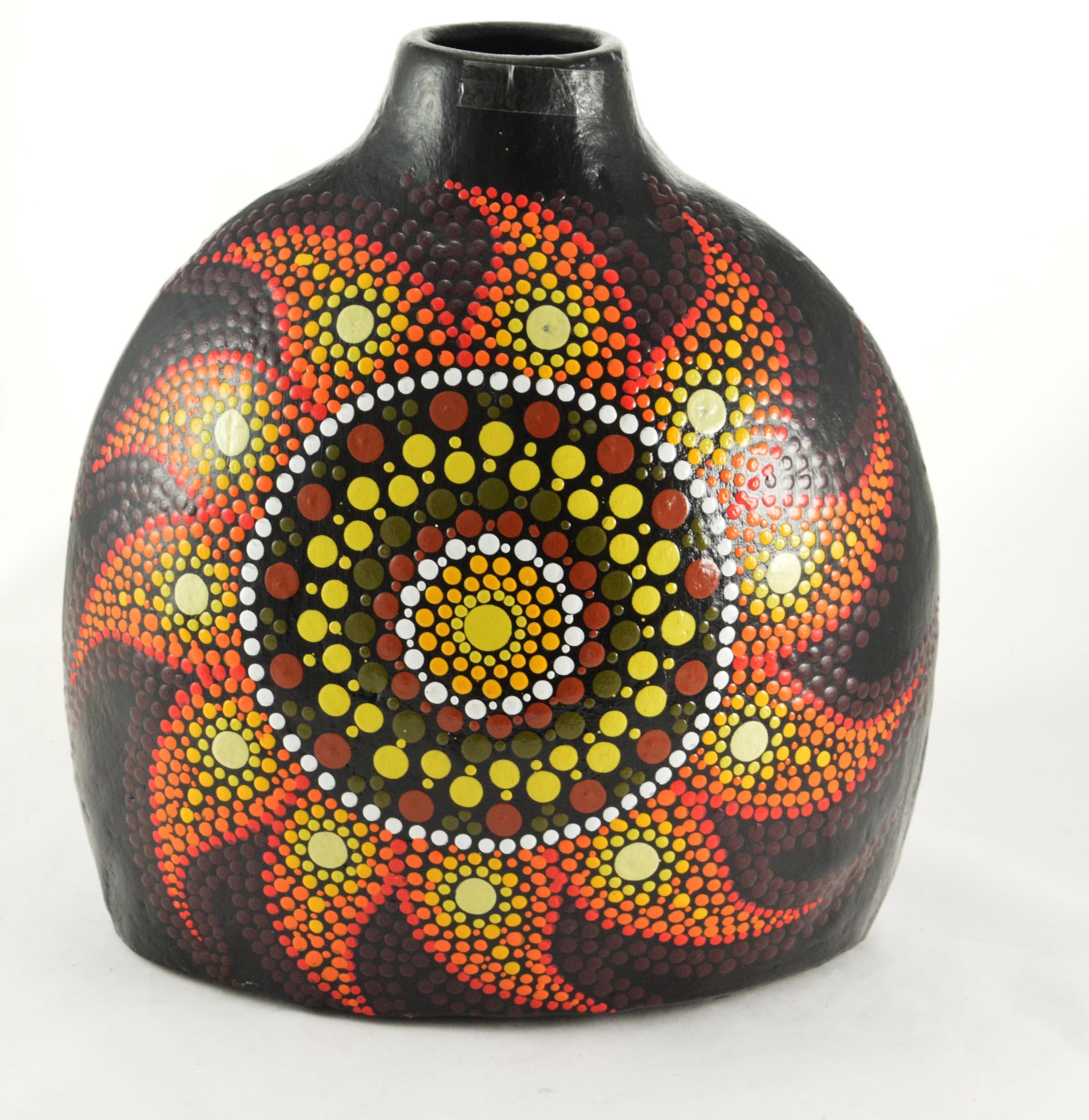 Vaso in terracotta  Aborigeno